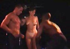 Niñera seducida y follada por pareja swinger video anal casero